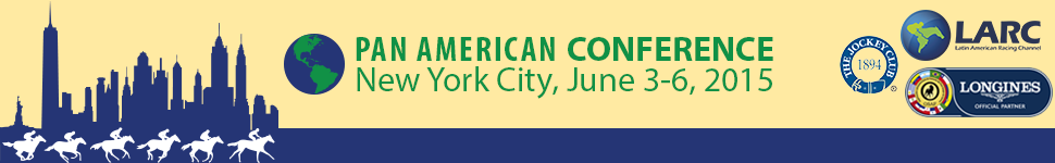 Pan American Conference, To be held NYC, June 3-6, 2015